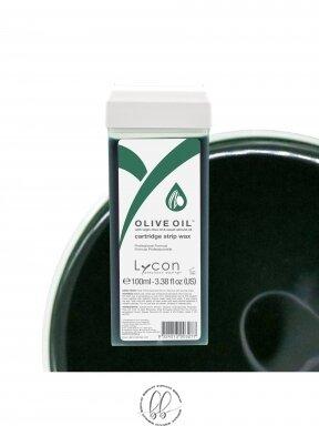 Juostinis kasetinis vaškas Olive Oil 100 ml