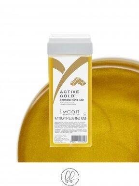 Kasetinis vaškas Active Gold 100 ml