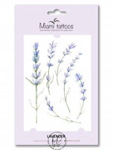 LAIKINŲ TATUIRUOČIŲ RINKINYS Lavender